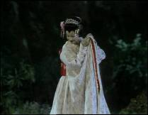 Raina Kabaivanska como Madama Butterfly