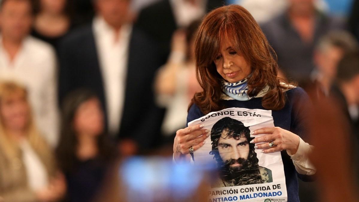 El caso Santiago Maldonado. Por María Lilia Genta