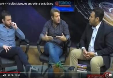 """""""El lobby LGBT promueve la pedofilia"""": Márquez y Laje en TV (México)"""