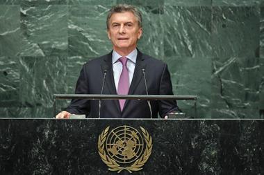 El Macrismo prosigue con la demolición de la Argentina. Por Augusto Padilla