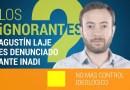 Agustín Laje denunciado por el INADI: he aquí su video-respuesta