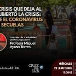 INVITACIÓN: diálogo entre Palacios Hardy y Miguel Ayuso