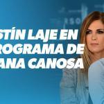 Agustín Laje con Viviana Canosa: IMPERDIBLE!!!!!!!!!!!!!!!