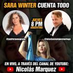 Sara Winter cuenta TODO. VIDEO COMPLETO: