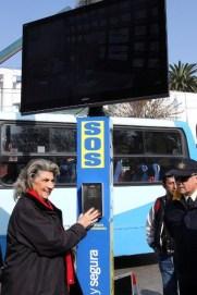 Alcaldesa Virginia Reginato camaras 05