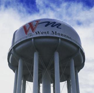 West Monroe Water Tower