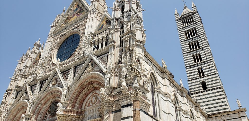 The Siena Cathedral (Duomo di Siena)