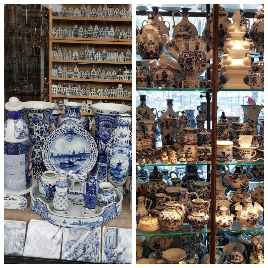 Blue Delft everywhere!