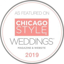 ChicagoStyle Weddings 2019 Logo
