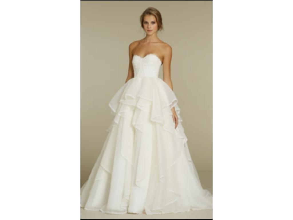 Hayley Paige Coco HP6205, $1,800 Size: 12