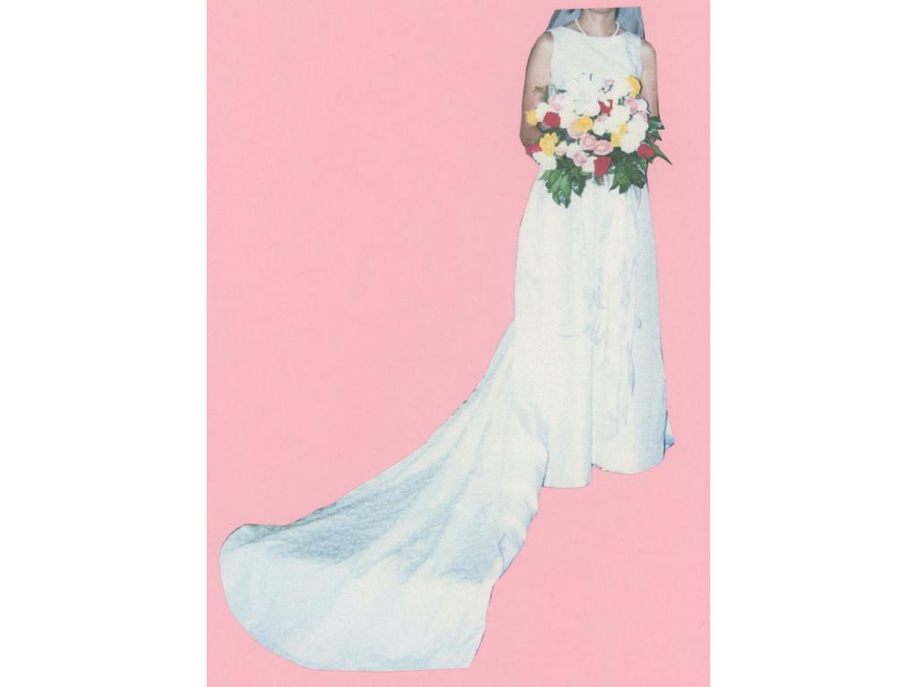 Other Wedding Gown W/detachable Train, $525 Size: 4