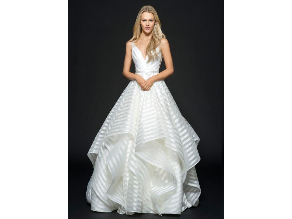 Hayley Paige Decklyn (Style 6661), $1,800 Size: 10