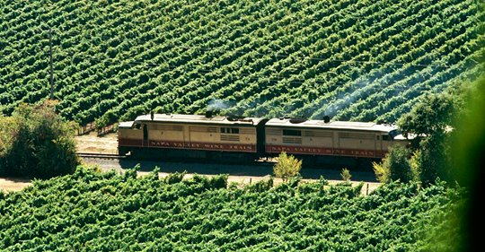 The Napa Valley Wine Train Is Doing a Murder Mystery Ride for Harry Potter Fans