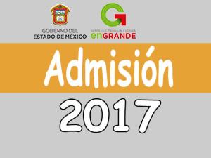 admision-2017 edomex