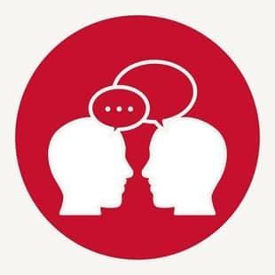 Socialization Icon