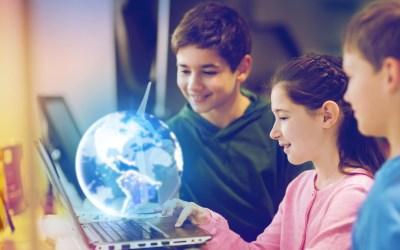 Child Safety in the 'Online World'