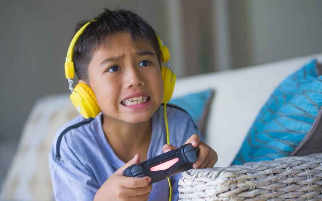 Preparing Kids For Online Gaming