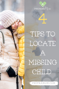 pin image 4 tips to help locate a missing child