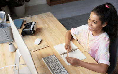 Tricks for Managing Online Distance Learning While Working from Home