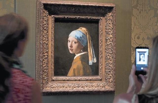 pinturas más famosas del mundo