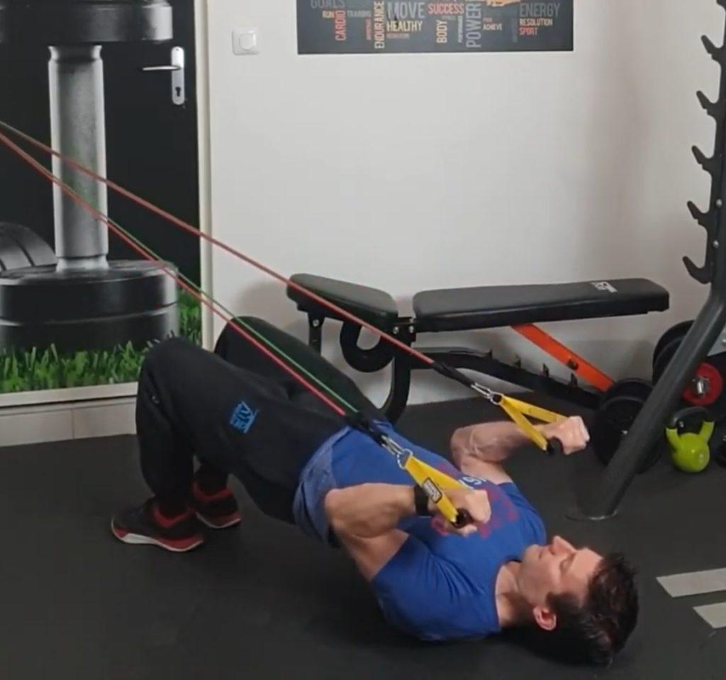 exercices bras