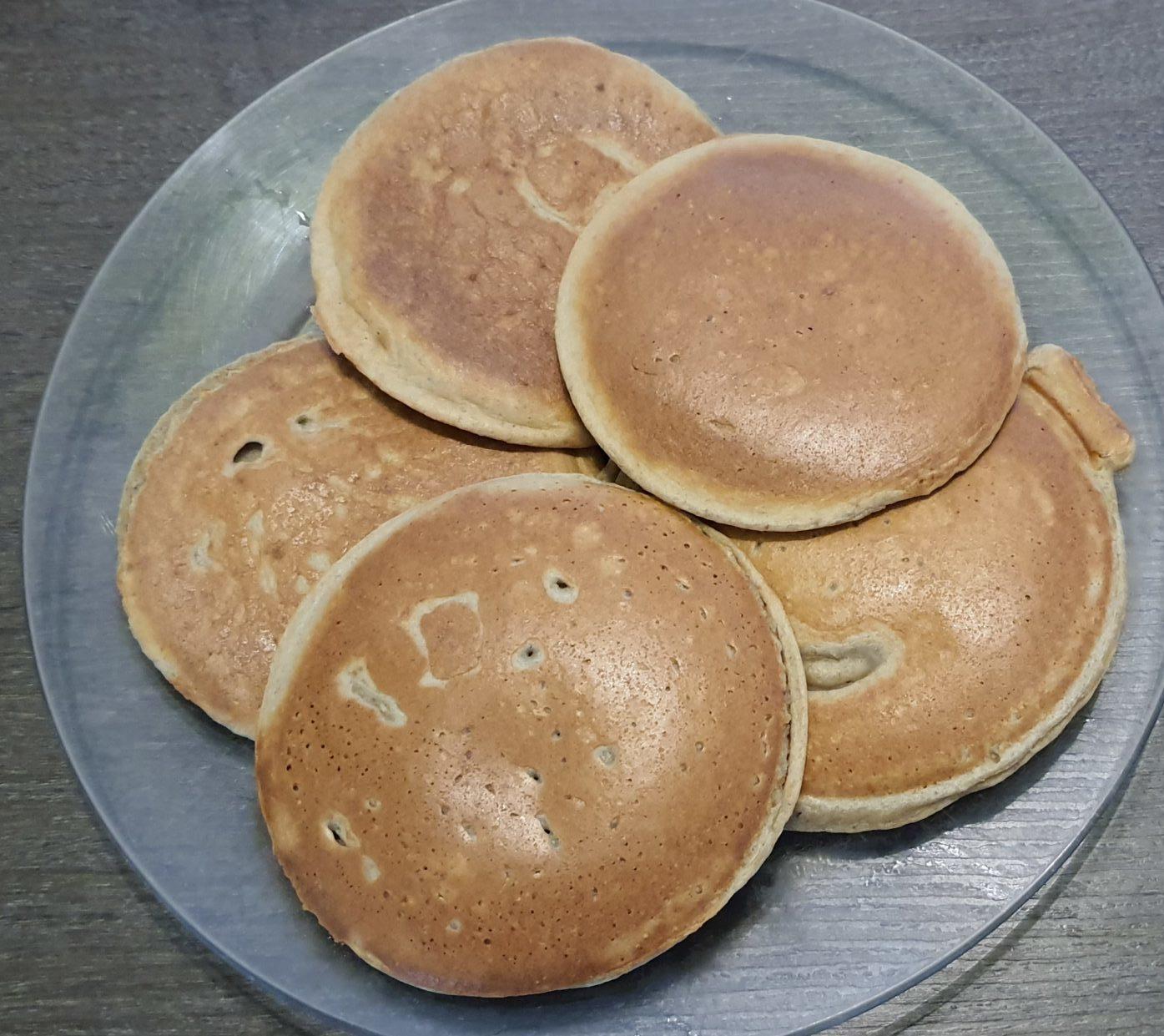 Super recette de Pancake diététique que tout le monde va aimer