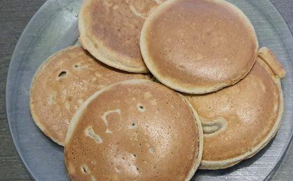 recette de pancake diététique