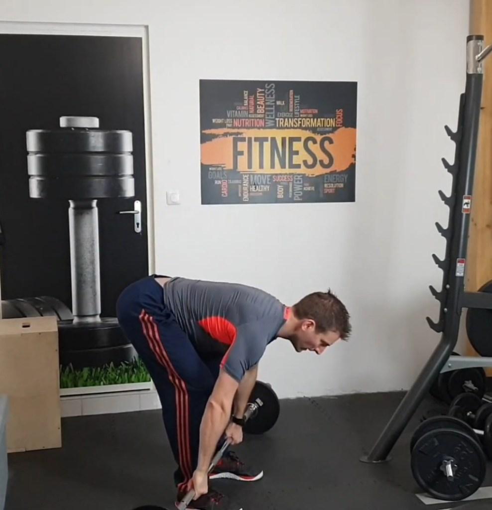 séance de préparation physique