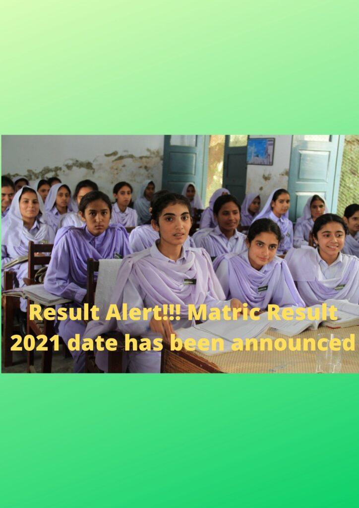 BISE Multan 10th result 2021