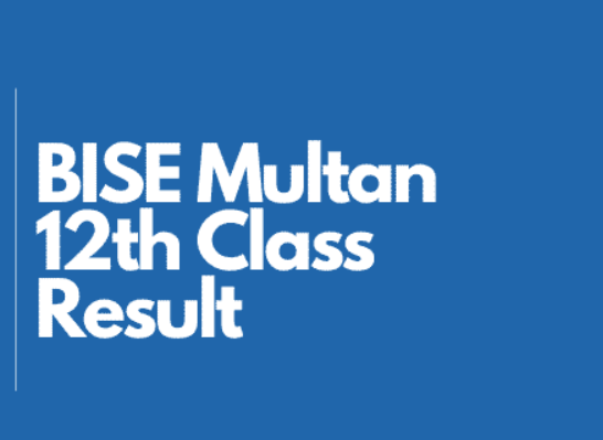 Bise Multan Result 12th Class 2021 by Roll Number