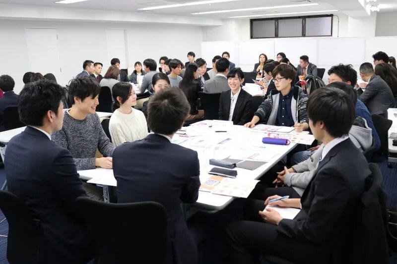Meets Company(ミーツカンパニー)の座談会風景@東京01