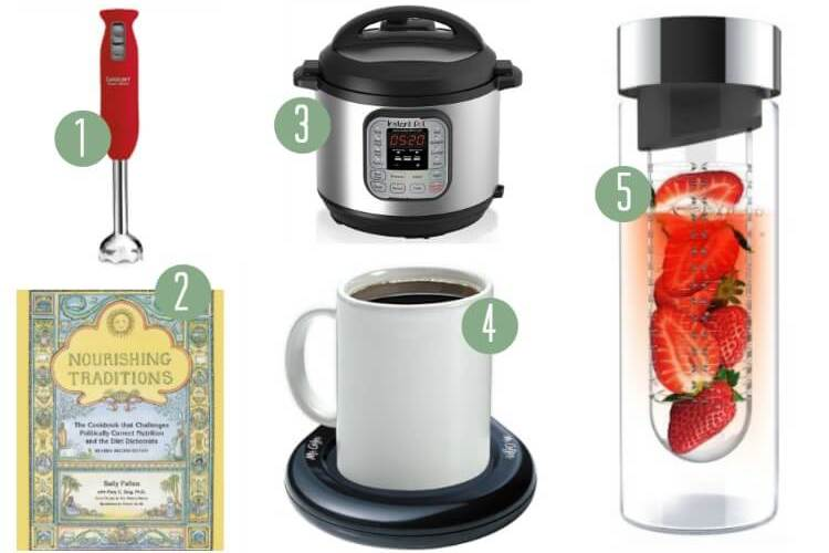 11 Essential Gifts for the NEW Real Foodie