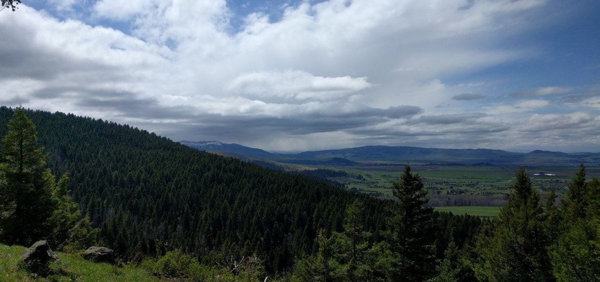 For when you need a mid-week getaway to the trails: in- and near-town trails in Bozeman, MT