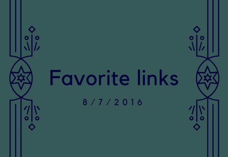 Favorite links - outdoors, travel, running, fitness, food