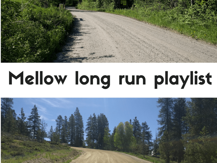 A mellow long run playlist to keep you at a comfortable pace throughout your run