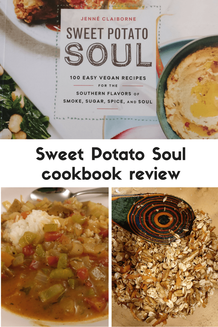Sweet potato soul cookbook review prepare for adventure heres a quick rundown of the recipes ive tried so far forumfinder Choice Image