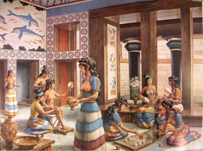 minoanreconstruction