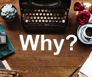 """Finding Your """"Why"""""""