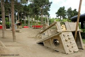 Heyder Eliyev Adina Istirahet Parki - for kids