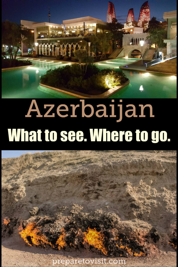 Azerbaijan. What to see. Where to go.