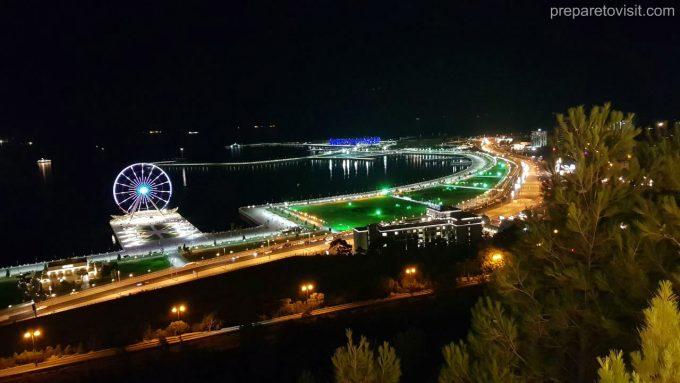 Baku City View