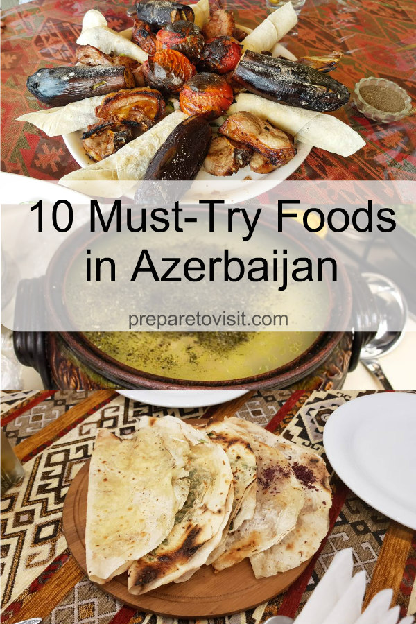 Food in Azerbaijan