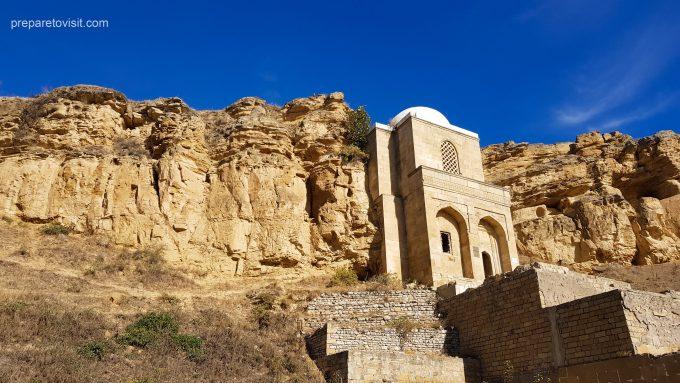 Diri-Baba Mausoleum, Azerbaijan