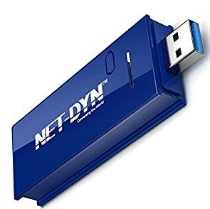 Net-Dyn AC1200 Best Wireless Adapter for Gaming Windows 10
