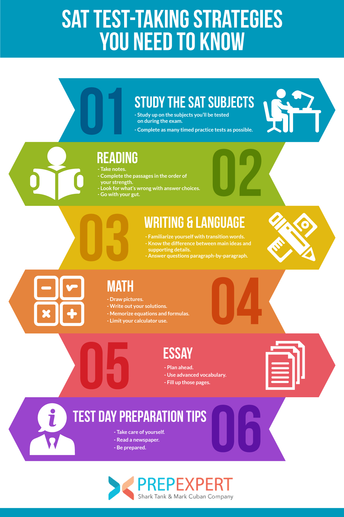 Sat Test Taking Strategies You Need To Know