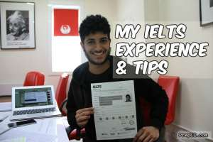 IELTS exam day