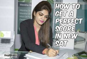 How To Get A Perfect Score In New SAT