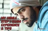 My USMLE Step 1 Exam Experience & Tips