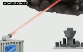geoengineering lasers
