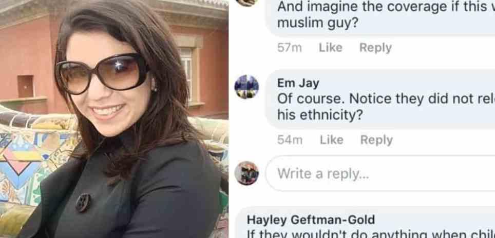 af12cde3b3ba CBS Exec Hayley Geftman-Gold  Not Sympathetic  Over Vegas Shooting